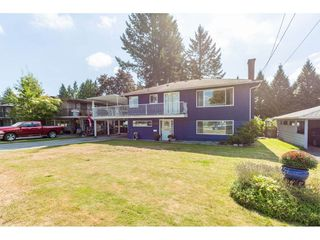 Photo 1: 1780 WOODVALE Avenue in Coquitlam: Central Coquitlam House for sale : MLS®# R2403169