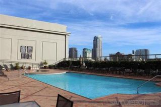 Photo 18: DOWNTOWN Townhome for rent : 2 bedrooms : 700 W E St #518 in San Diego