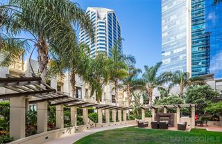 Photo 14: DOWNTOWN Townhome for rent : 2 bedrooms : 700 W E St #518 in San Diego