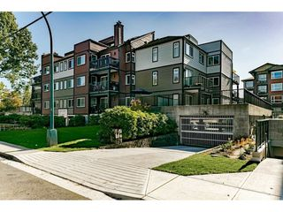 "Photo 1: 201 2344 ATKINS Avenue in Port Coquitlam: Central Pt Coquitlam Condo for sale in ""Mistral Quay"" : MLS®# R2413022"