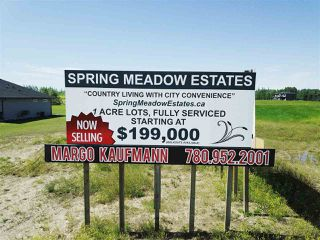 Photo 4: 67 26409 TWP Rd 532A: Rural Parkland County Rural Land/Vacant Lot for sale : MLS®# E4179487