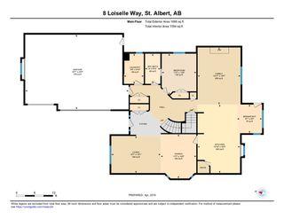 Photo 48: 8 Loiselle Way: St. Albert House for sale : MLS®# E4204424