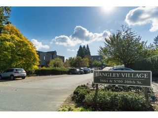 """Main Photo: 308 5664 200 Street in Langley: Langley City Condo for sale in """"LANGLEY VILLAGE"""" : MLS®# R2520423"""