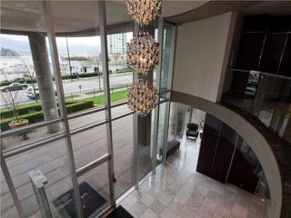 """Photo 7: 606 588 BROUGHTON Street in Vancouver: Coal Harbour Condo for sale in """"HARBOURSIDE PARK"""" (Vancouver West)  : MLS®# V929712"""