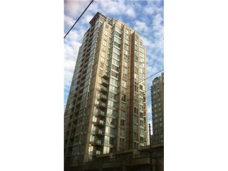 "Photo 1: 404 1010 RICHARDS Street in Vancouver: Yaletown Condo for sale in ""THE GALLERY"" (Vancouver West)  : MLS®# V930463"
