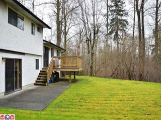 Photo 2: 8606 E TULSY Crescent in Surrey: Queen Mary Park Surrey House for sale : MLS®# F1204537