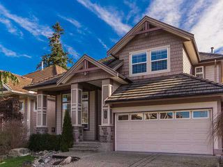 "Photo 1: 3478 150TH Street in SURREY: Morgan Creek House for sale in ""WEST ROSEMARY HEIGHTS"" (South Surrey White Rock)  : MLS®# F1303577"