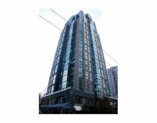 Main Photo: 708 1188 HOWE Street in Vancouver West: Home for sale : MLS®# V577481
