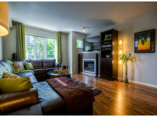 "Photo 2: # 43 15155 62A AV in SURREY: Sullivan Station Townhouse for sale in ""Oaklands"" (Surrey)  : MLS®# F1311212"