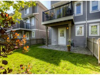 "Photo 35: # 43 15155 62A AV in SURREY: Sullivan Station Townhouse for sale in ""Oaklands"" (Surrey)  : MLS®# F1311212"