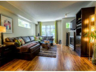 "Photo 1: # 43 15155 62A AV in SURREY: Sullivan Station Townhouse for sale in ""Oaklands"" (Surrey)  : MLS®# F1311212"