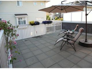 "Photo 11: # 16 4388 BAYVIEW ST in Richmond: Steveston South Townhouse for sale in ""PHOENIX POND AT IMPERIAL LANDING"" : MLS®# V1014696"