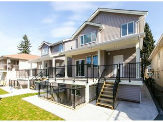 Photo 19: 3161 JERVIS ST in Port Coquitlam: Woodland Acres PQ House for sale : MLS®# V1043838