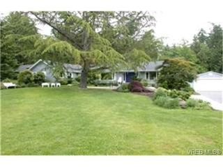 Photo 1: WEST SAANICH LUXURY REAL ESTATE = BEAVER LAKE LUXURY HOME Sold With Ann Watley.