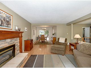 Photo 3: 3513 STEVENSON Street in Port Coquitlam: Woodland Acres PQ House for sale : MLS®# V1082766