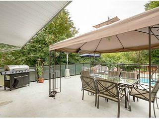 Photo 17: 3513 STEVENSON Street in Port Coquitlam: Woodland Acres PQ House for sale : MLS®# V1082766