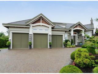 Photo 20: 3763 159A ST in Surrey: Morgan Creek House for sale (South Surrey White Rock)  : MLS®# F1424508