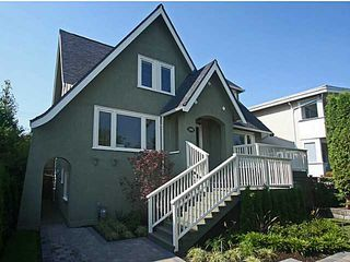 Main Photo: 3160 W KING EDWARD AV in Vancouver: MacKenzie Heights House for sale (Vancouver West)  : MLS®# V1073566