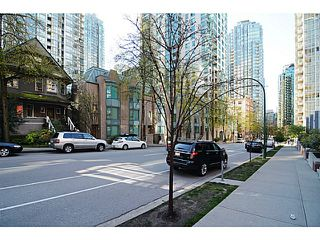 Photo 20: # 2504 1211 MELVILLE ST in Vancouver: Coal Harbour Condo for sale (Vancouver West)  : MLS®# V1118305