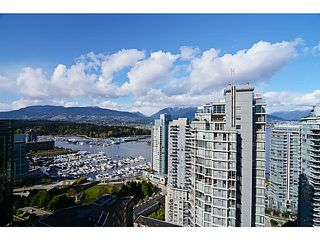 Photo 3: # 2504 1211 MELVILLE ST in Vancouver: Coal Harbour Condo for sale (Vancouver West)  : MLS®# V1118305