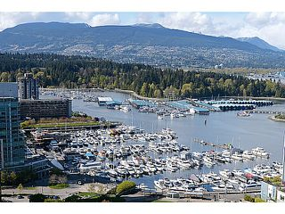 Photo 6: # 2504 1211 MELVILLE ST in Vancouver: Coal Harbour Condo for sale (Vancouver West)  : MLS®# V1118305