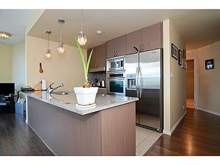 Photo 7: # 2504 1211 MELVILLE ST in Vancouver: Coal Harbour Condo for sale (Vancouver West)  : MLS®# V1118305