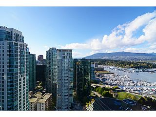 Photo 2: # 2504 1211 MELVILLE ST in Vancouver: Coal Harbour Condo for sale (Vancouver West)  : MLS®# V1118305