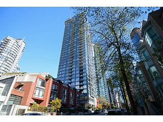 Photo 17: # 2504 1211 MELVILLE ST in Vancouver: Coal Harbour Condo for sale (Vancouver West)  : MLS®# V1118305