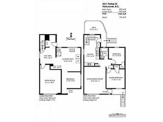 Photo 2: 3311 PARKER STREET in Vancouver: Renfrew VE House for sale (Vancouver East)  : MLS®# V1141910
