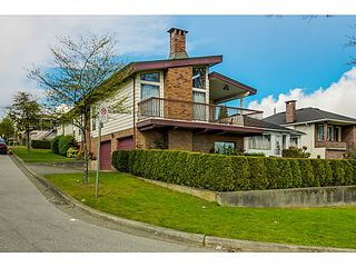 Photo 1: 2580 KASLO ST in Vancouver: Renfrew VE House for sale (Vancouver East)  : MLS®# V1114634