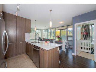 Photo 2: 407 301 CAPILANO ROAD in Port Moody: Port Moody Centre Condo for sale : MLS®# R2266488