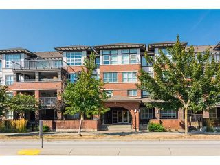 Main Photo: 207 18755 68 Avenue in Surrey: Clayton Condo for sale (Cloverdale)  : MLS®# r2302121