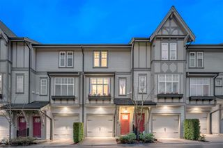 Photo 1: 51- 1320 Riley St in Coquitlam: Burke Mountain Townhouse for sale : MLS®# R2369982