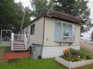 Main Photo: 20 810 56 Street: Edson Mobile for sale : MLS®# E4169163