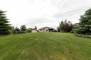 Photo 30: 269 Estate Way Crescent: Rural Sturgeon County House for sale : MLS®# E4172253