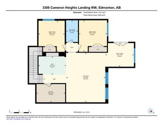 Photo 30: 3308 CAMERON HEIGHTS LANDING Landing in Edmonton: Zone 20 House for sale : MLS®# E4176076