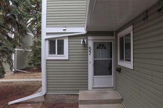 Photo 35: 57 1820 56 Street in Edmonton: Zone 29 Townhouse for sale : MLS®# E4194849