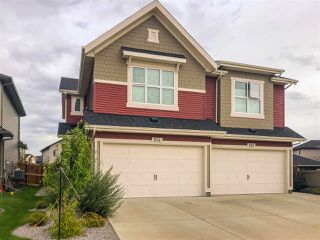 Photo 1: 104 AMBERLEY Way: Sherwood Park House Half Duplex for sale : MLS®# E4213385
