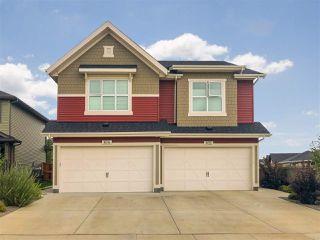 Photo 2: 104 AMBERLEY Way: Sherwood Park House Half Duplex for sale : MLS®# E4213385