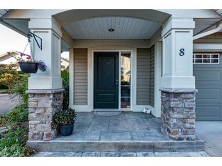 """Photo 2: 8 8945 BROADWAY Street in Chilliwack: Chilliwack E Young-Yale Townhouse for sale in """"Villas on Broadway"""" : MLS®# R2503750"""