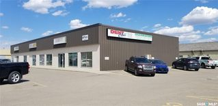 Photo 1: 702 1st Avenue North in Saskatoon: Central Industrial Commercial for sale : MLS®# SK793708