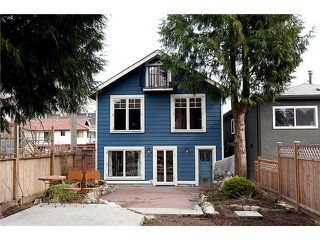 Photo 3: 1925 GARDEN Drive in Vancouver: Grandview VE House for sale (Vancouver East)  : MLS®# V936099