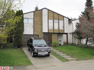 Photo 1: 2415 WAYBURNE in Langley: Willoughby Heights House for sale : MLS®# F1218004