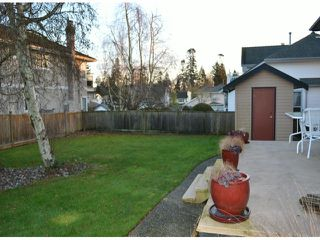 Photo 10: 892 161A Street in SURREY: King George Corridor House for sale (South Surrey White Rock)  : MLS®# F1300972