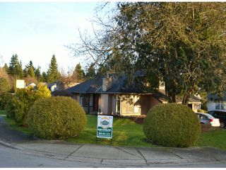 Photo 1: 892 161A Street in SURREY: King George Corridor House for sale (South Surrey White Rock)  : MLS®# F1300972