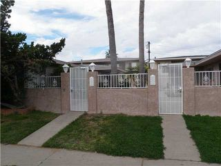 Photo 2: SAN DIEGO Home for sale or rent : 1 bedrooms : 6226 Stanley