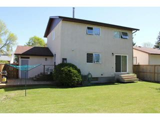 Photo 18: 121 Whitley Drive in WINNIPEG: St Vital Residential for sale (South East Winnipeg)  : MLS®# 1311297