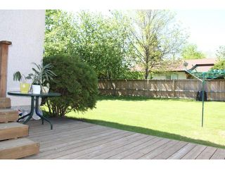 Photo 19: 121 Whitley Drive in WINNIPEG: St Vital Residential for sale (South East Winnipeg)  : MLS®# 1311297