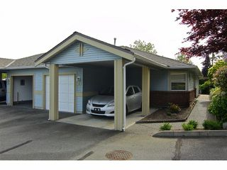 "Photo 1: 19 8889 212 Street in LANGLEY: Walnut Grove Townhouse for sale in ""GARDEN TERRACE"" (Langley)  : MLS®# F1313371"