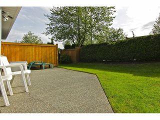 "Photo 17: 19 8889 212 Street in LANGLEY: Walnut Grove Townhouse for sale in ""GARDEN TERRACE"" (Langley)  : MLS®# F1313371"